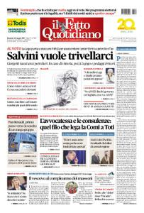 Il Fatto Quotidiano - 26 maggio 2019
