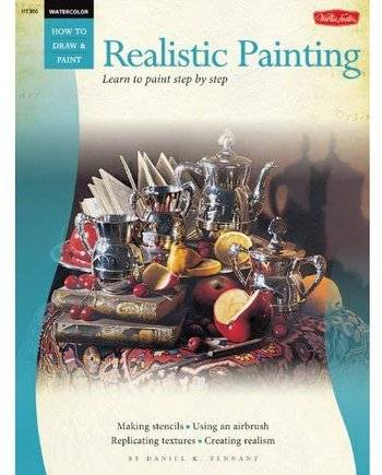 Watercolor: Realistic Painting: Learn to paint step by step (How to Draw and Paint) [Repost]