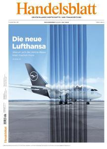 Handelsblatt - 3-5 Juli 2020