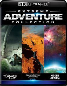 IMAX: Extreme Adventure Collection 4K (2008-2013)
