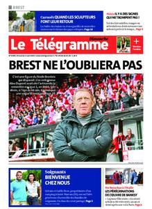 Le Télégramme Brest Abers Iroise – 02 août 2020