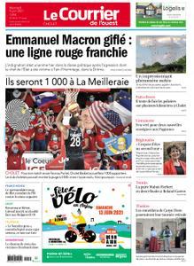 Le Courrier de l'Ouest Cholet – 09 juin 2021