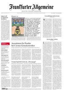 Frankfurter Allgemeine Zeitung - 15 Februar 2021