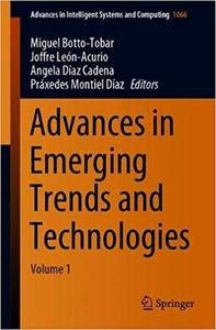 Advances in Emerging Trends and Technologies: Volume 1