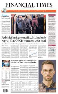 Financial Times Europe - May 14, 2020