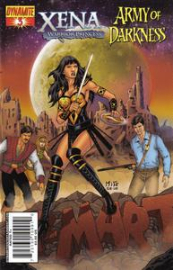 Xena vs Army of Darkness - What   Again ! 03