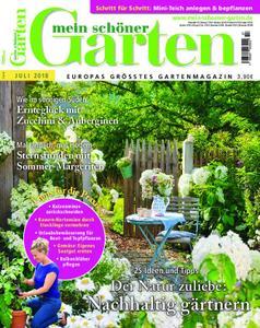 Mein schöner Garten – Juli 2018