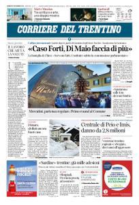 Corriere del Trentino – 22 novembre 2019