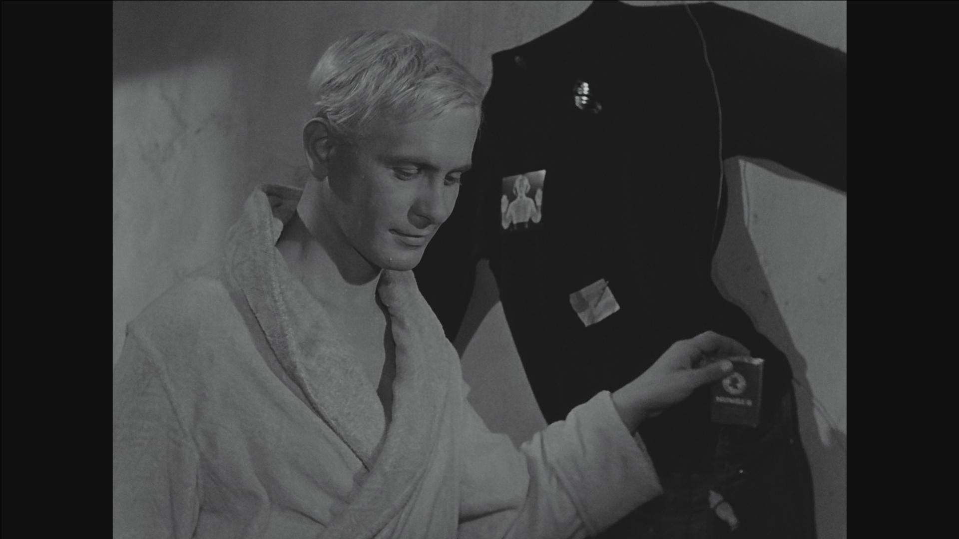 Martin Scorsese Presents: Masterpieces of Polish Cinema Volume 2. BR 5: Niewinni czarodzieje / Innocent Sorcerers (1960)