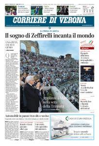 Corriere di Verona – 22 giugno 2019