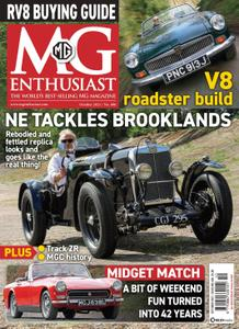 MG Enthusiast – October 2021