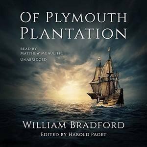 Of Plymouth Plantation Audiobook / AvaxHome
