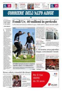 Corriere dell'Alto Adige - 15 Luglio 2018