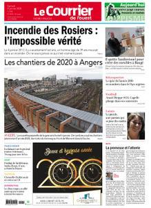 Le Courrier de l'Ouest Nord Anjou – 04 janvier 2020