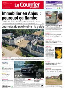 Le Courrier de l'Ouest Cholet – 17 septembre 2021
