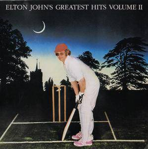 Elton John - Greatest Hits Volume II (1977)