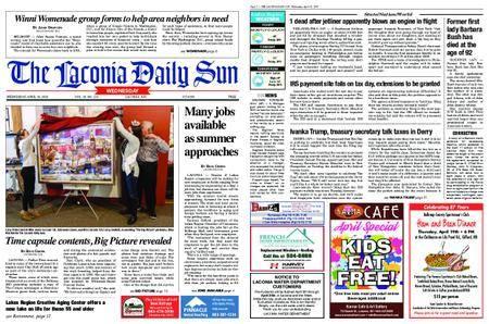 The Laconia Daily Sun – April 18, 2018