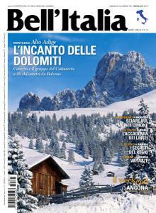 Bell'Italia N.321 - Gennaio 2013