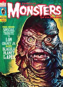 Famous Monsters of Filmland 103 1973
