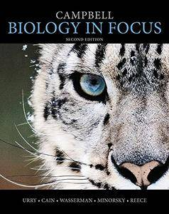 Campbell Biology in Focus, 2nd Edition