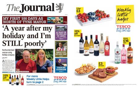 The Journal – August 15, 2019