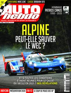 Auto Hebdo - 12 mars 2020