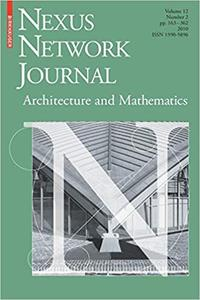 Nexus Network Journal 12,2: Architecture and Mathematics