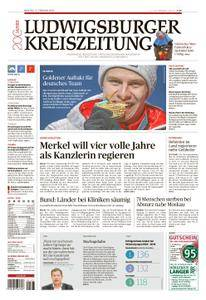 Ludwigsburger Kreiszeitung - 12. Februar 2018