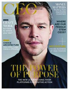 The CEO Magazine Australia & New Zealand – November 2018