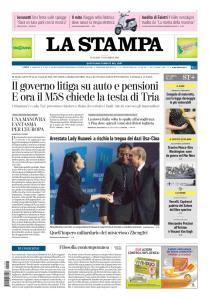 La Stampa Imperia e Sanremo - 7 Dicembre 2018