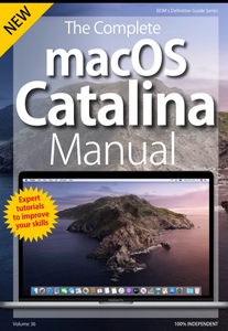 The Complete MacOs Catalina Manual - Volume 36 2019