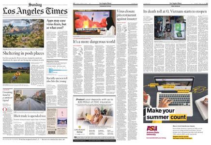 Los Angeles Times – April 26, 2020