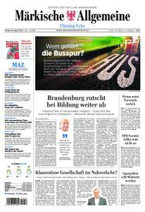 Märkische Allgemeine Fläming Echo - 16. August 2019