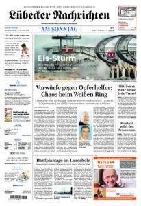Lübecker Nachrichten Ostholstein Süd - 18. März 2018