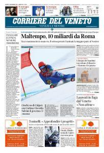 Corriere del Veneto Venezia e Mestre – 15 novembre 2018