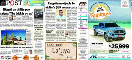 The Guam Daily Post – May 31, 2019