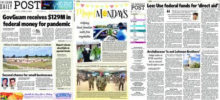 The Guam Daily Post – April 27, 2020