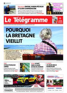 Le Télégramme Brest – 09 octobre 2020