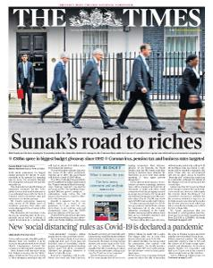 The Times - 12 March 2020