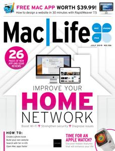 MacLife UK - July 2019