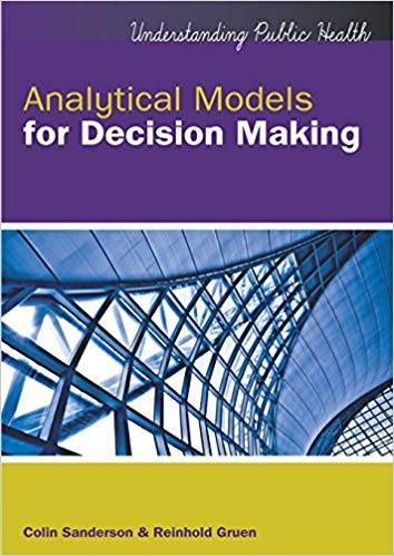 Analytical Models for Decision Making