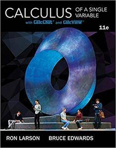 Calculus of a Single Variable, 11th Edition