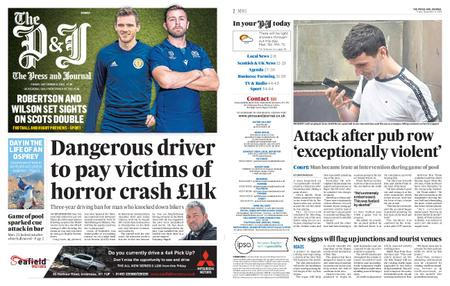 The Press and Journal Moray – September 06, 2019