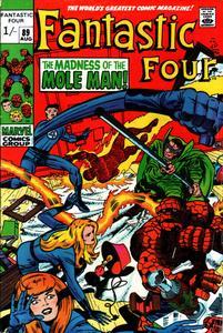 Fantastic Four 089 1969 HD