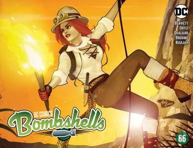 DC Comics - Bombshells 066 2016 Digital BlackManta-Empire