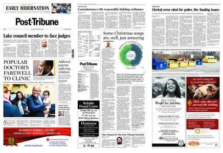 Post-Tribune – December 17, 2017
