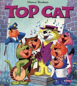 Top Cat - Cartoni
