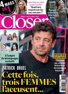 Closer France - 27 septembre 2019