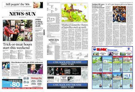 Lake County News-Sun – October 27, 2017