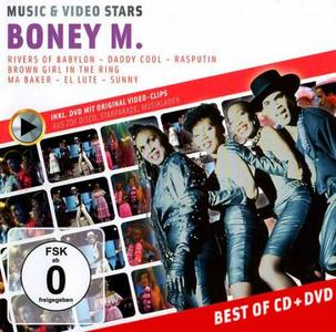 Boney M - Music & Video Stars (2013)